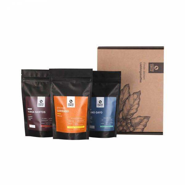 Espresso Probierpaket Yirga Santos
