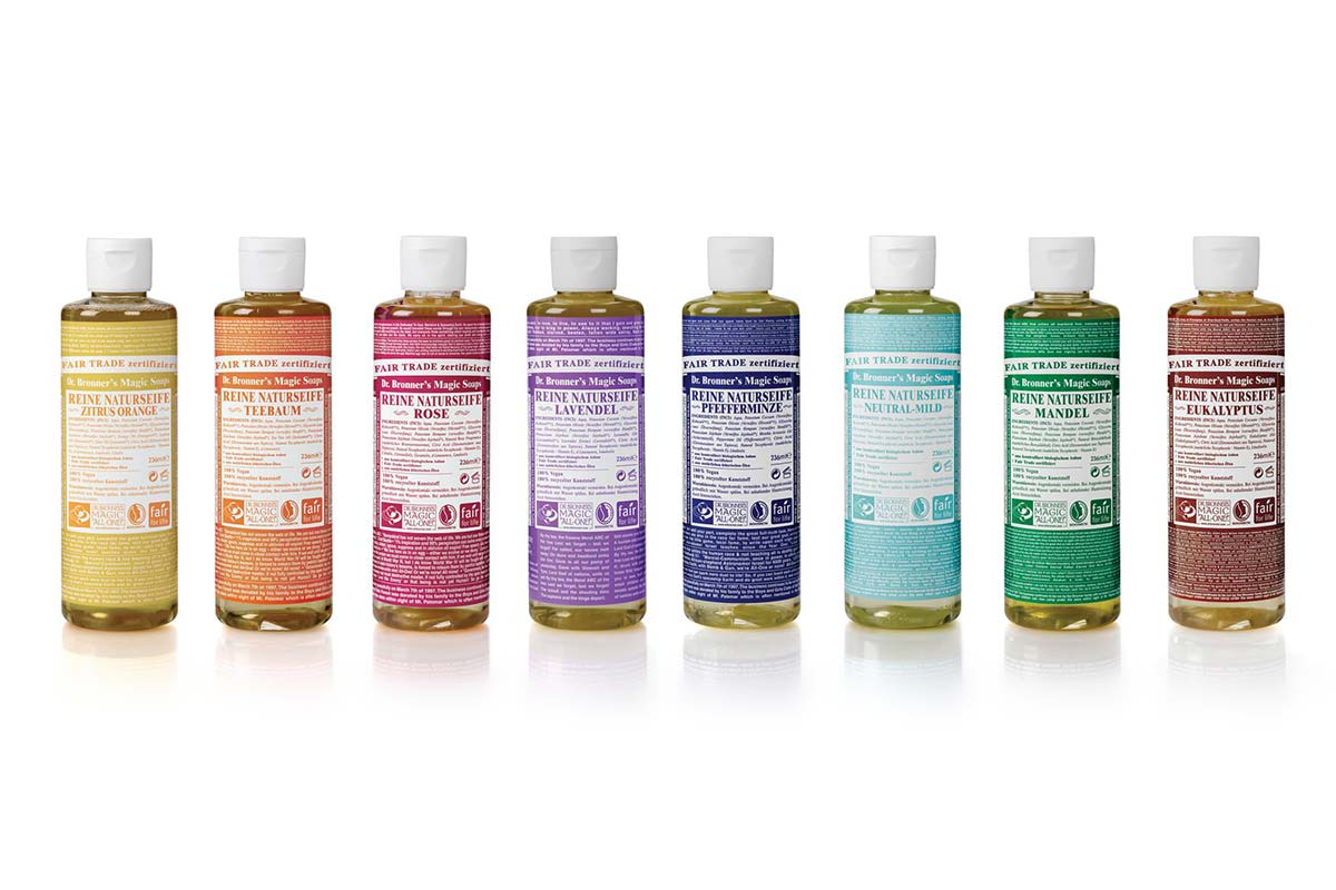 Dr. Bronners bei Faunt