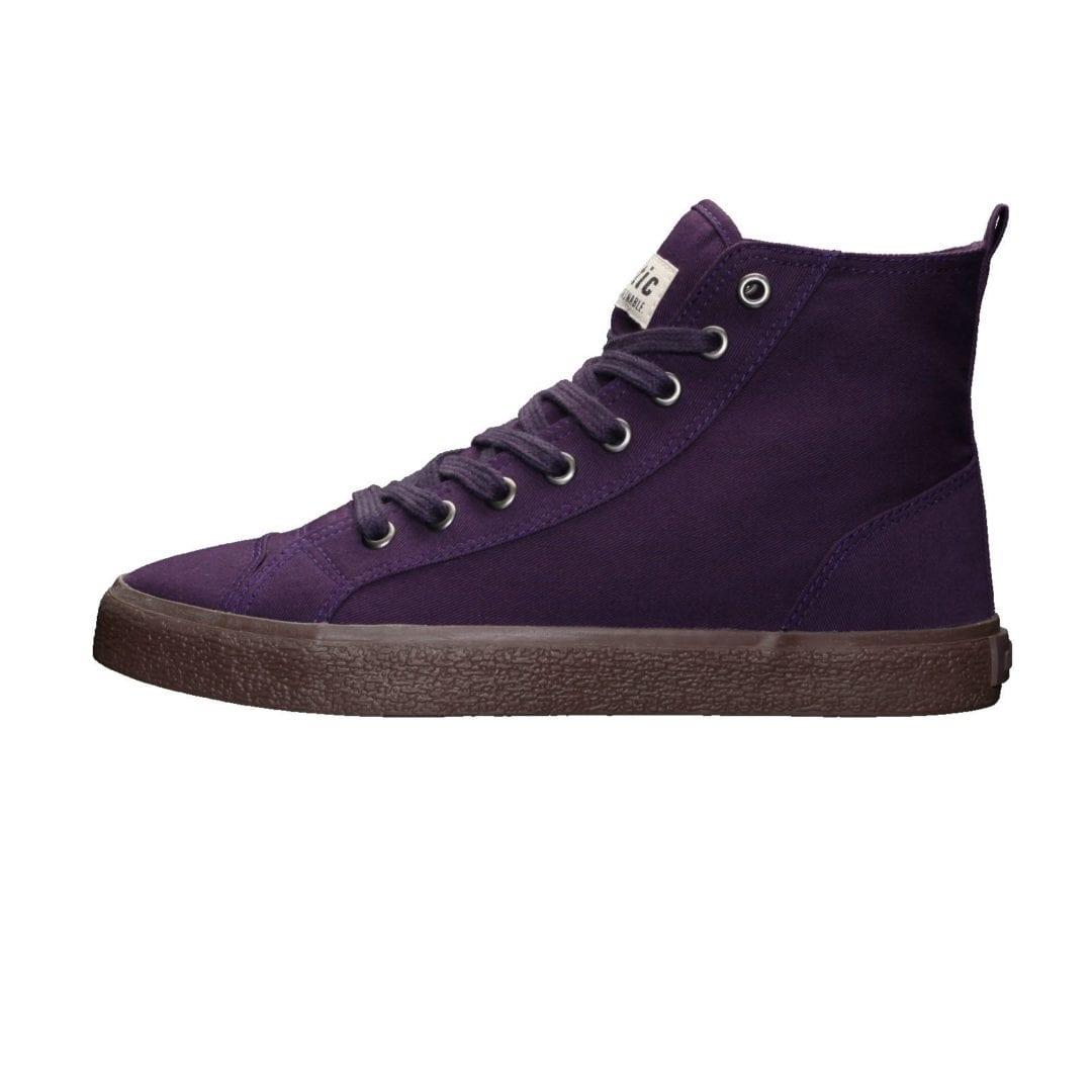 Fair Sneaker Goto HI Grape Velvet von Ethletic