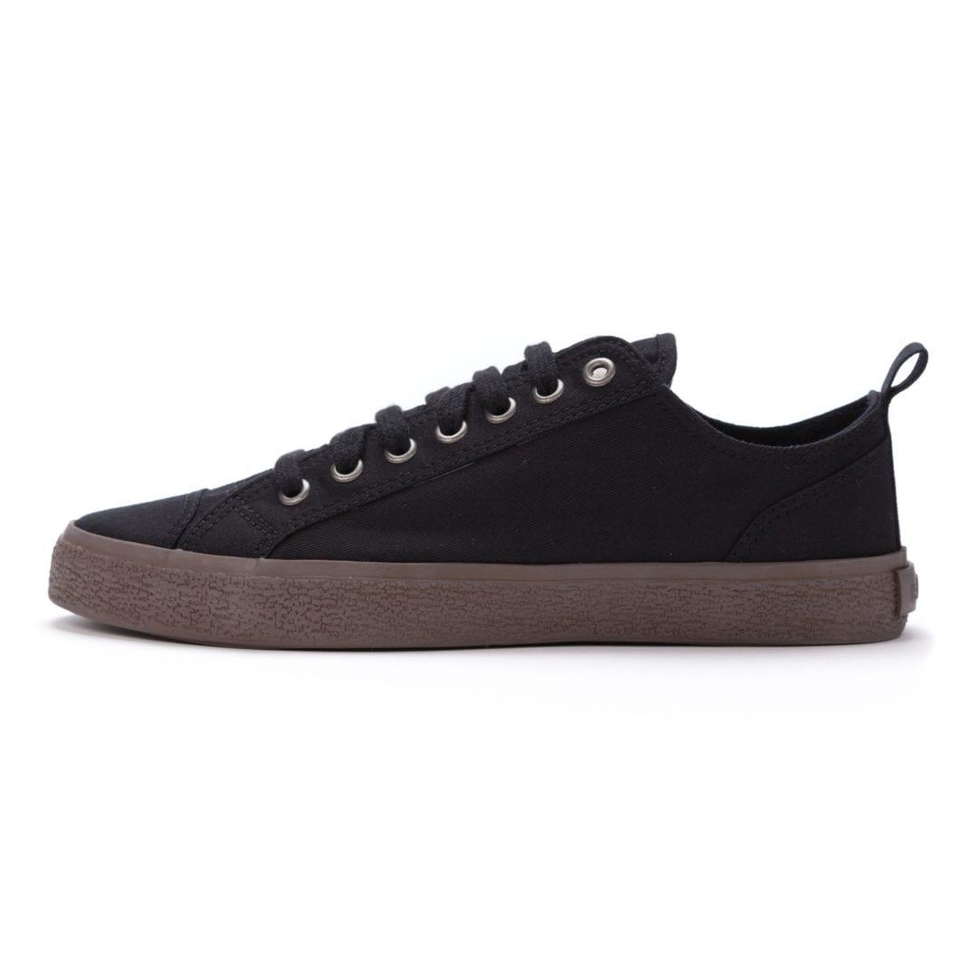 Fair Sneaker Goto Lo Jet Black von Ethletic