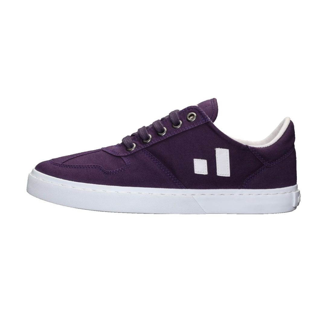 Fair Sneaker Root II Grape Velvet von Ethletic