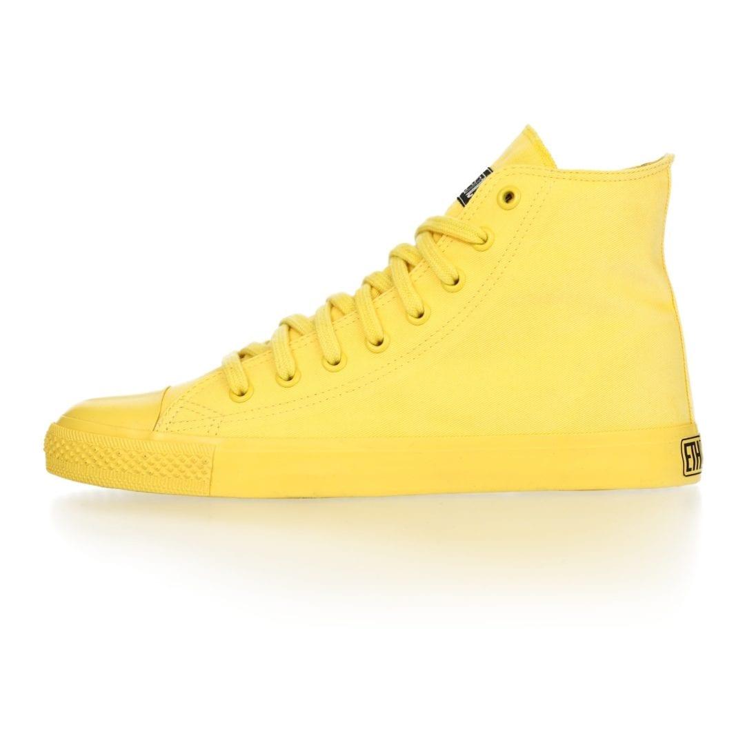 Fair Trainer Monochrome Hi Cut Collection 16 Buttercream Yellow von Ethletic