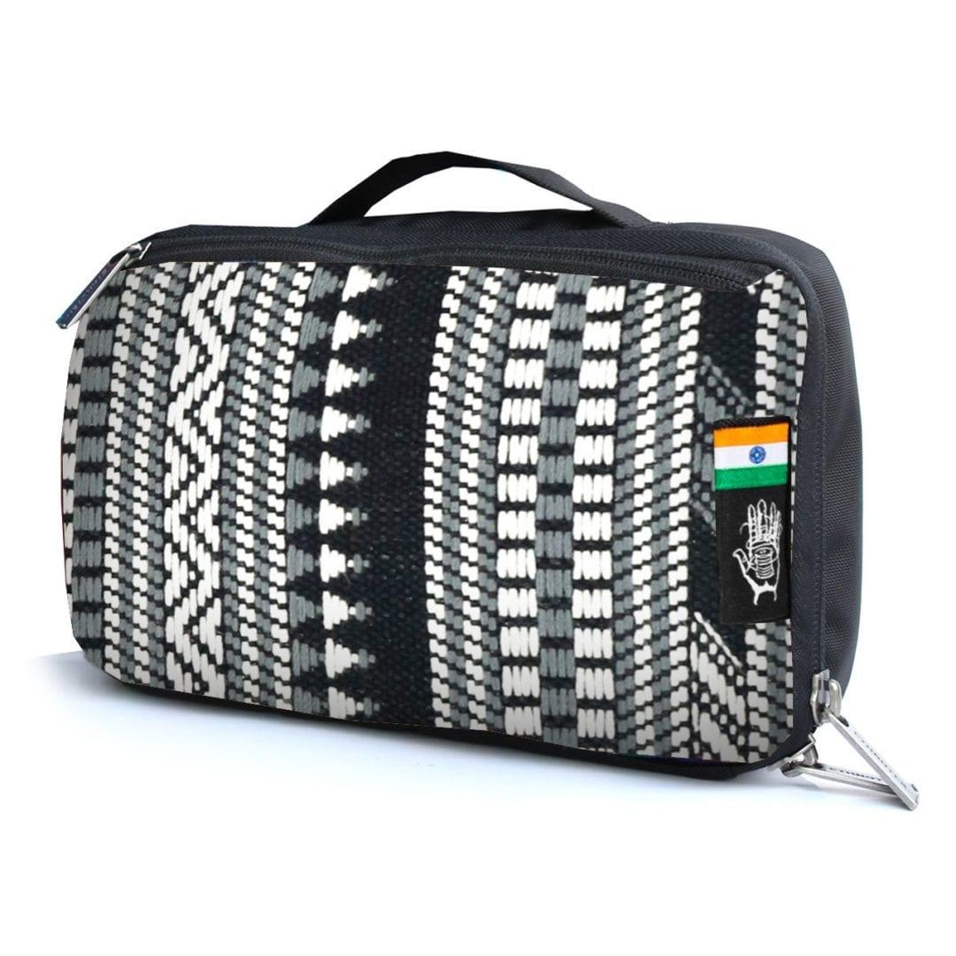 Coyopa Zip Kit Organizer India 10 von Ethnotek