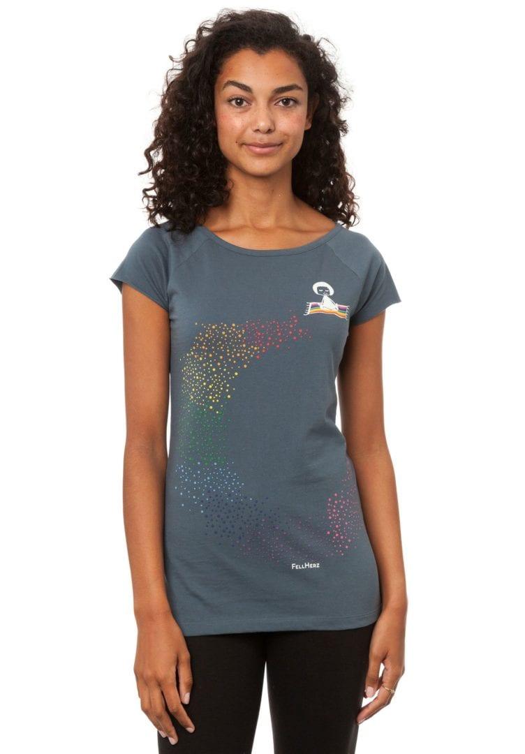 T-Shirt Ommm  von FellHerz