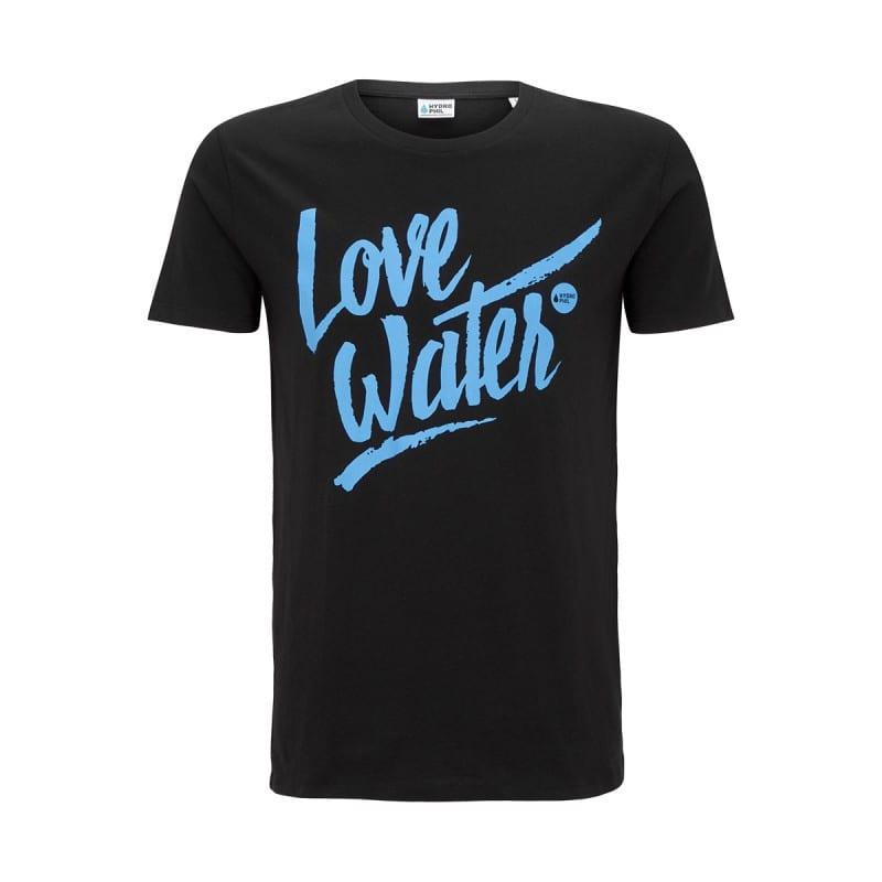Love Water Shirt – schwarz von Hydrophil