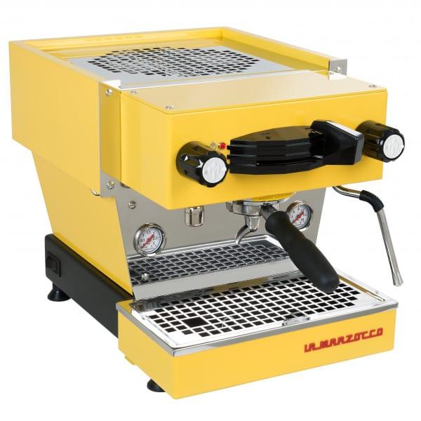 Linea Mini Espressomaschine gelb von La Marzocco