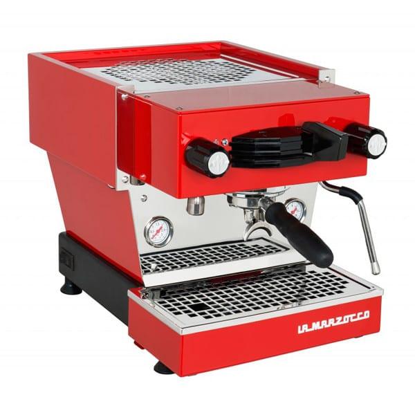 Linea Mini Espressomaschine rot von La Marzocco
