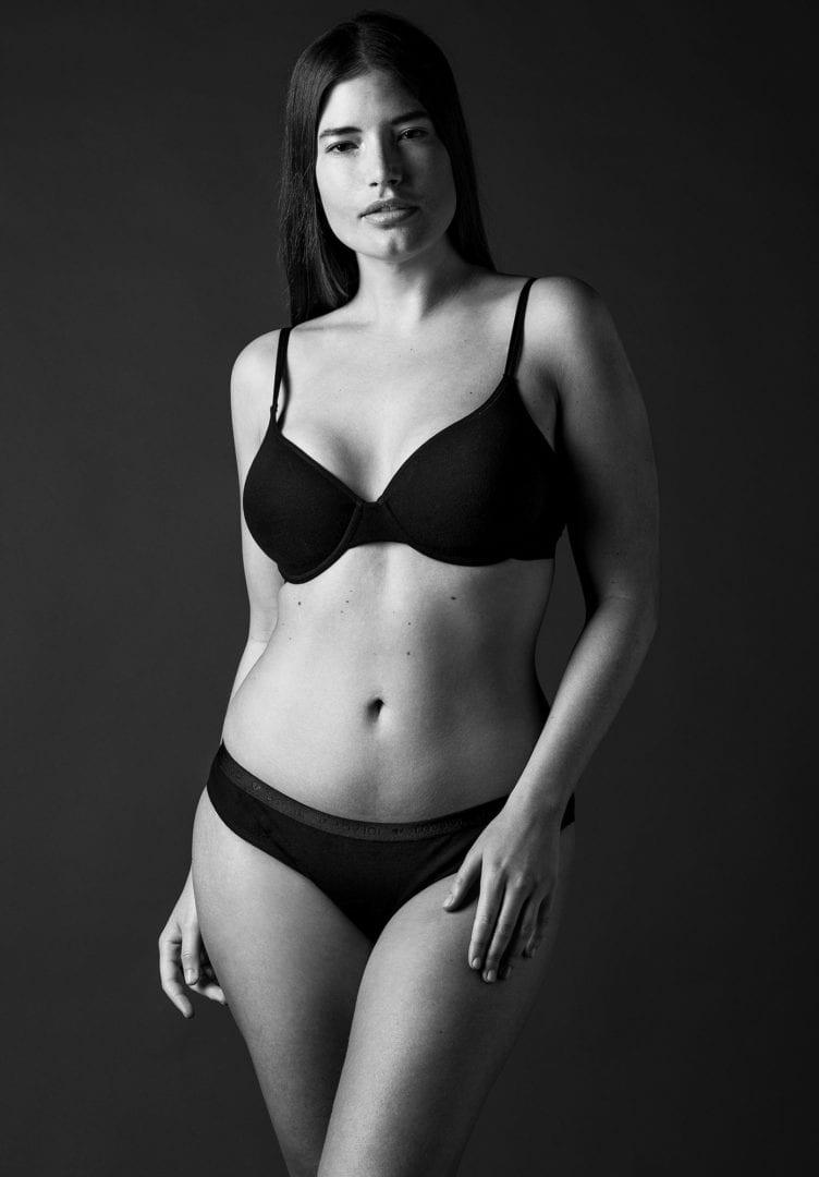 Damen Bikini-Slip LADY'S NIGHTCAP schwarz von LovJoi