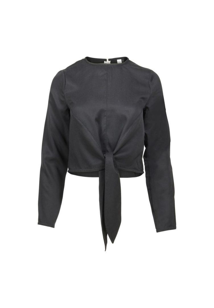 Damen Bluse BELAS schwarz von LovJoi