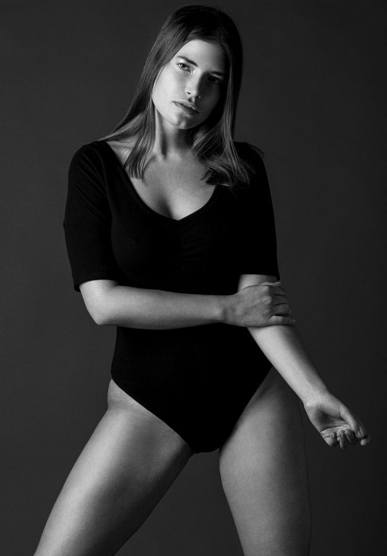 Damen Body LARGE EMERALD Schwarz von LovJoi