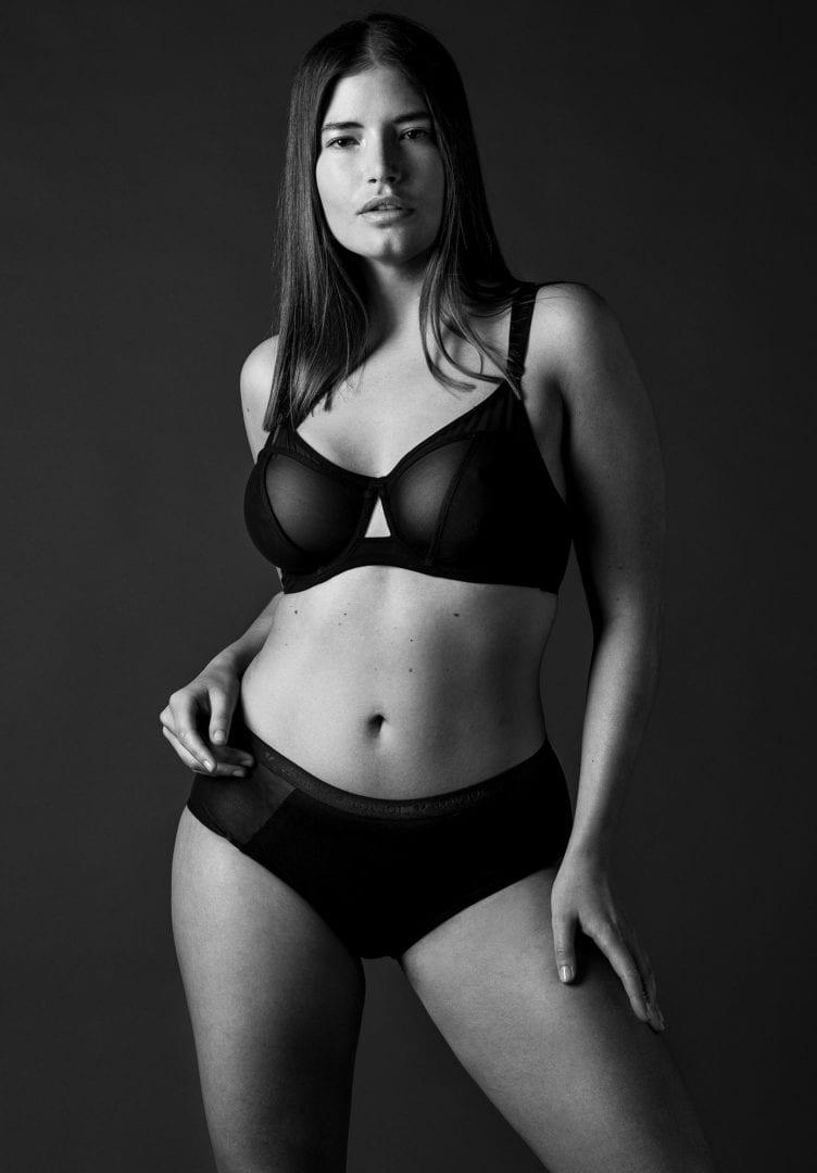 Damen Panty SPEARWORT Schwarz von LovJoi