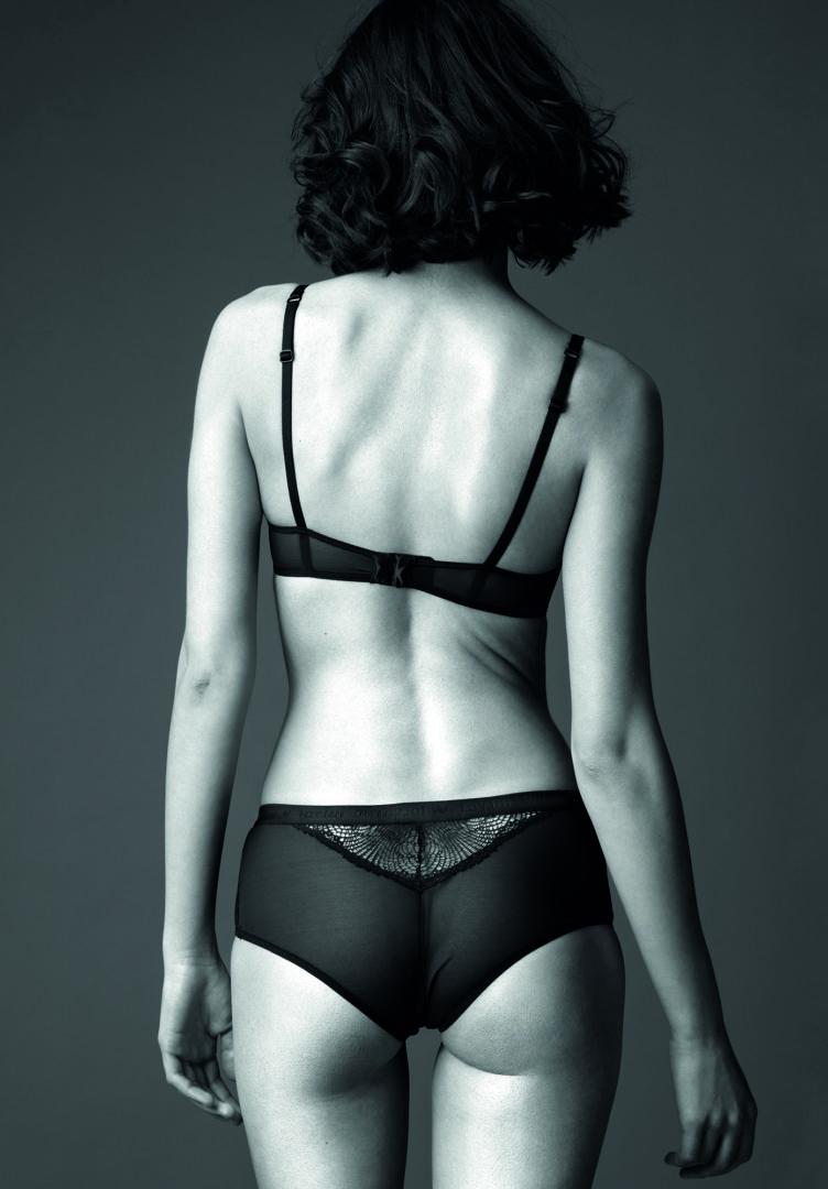Damen Panty WILD THYME schwarz von LovJoi