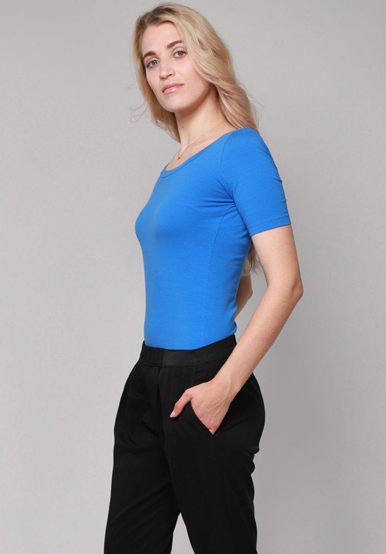 Damen T-Shirt JUNE blau von LovJoi