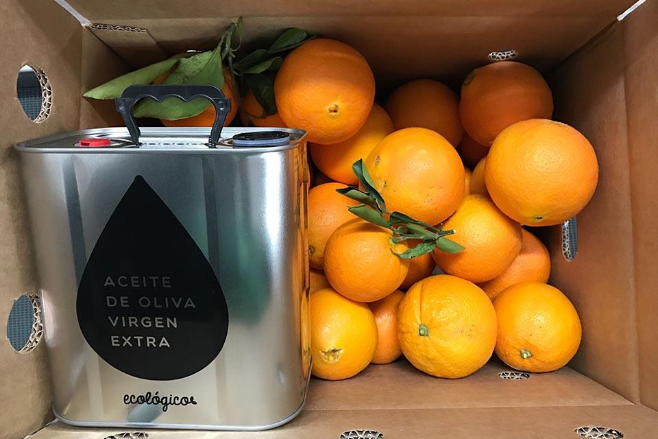Naranjas del Carmen bei Faunt