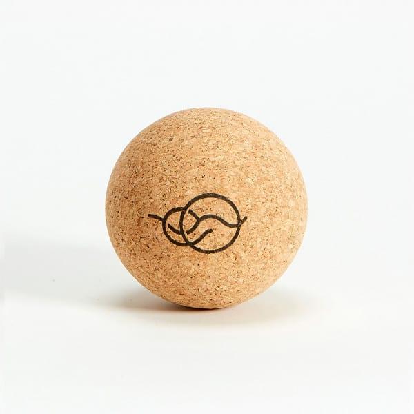 Faszienball aus Kork - Large von Ocean to Ocean