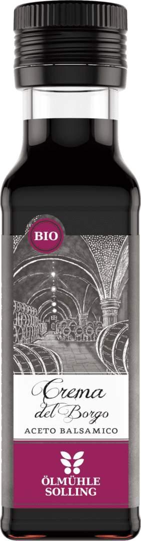 Crema del Borgo Aceto Balsamico di Modena 100 ml von Ölmühle Solling