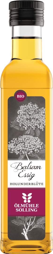 Holunderblüten-Balsamessig 250 ml von Ölmühle Solling