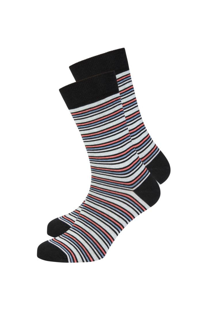 Basic Socks #STRIPES Colored Striped von Recolution