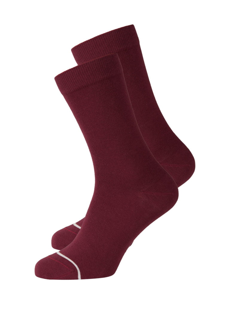 Basic Socks #UNI Biking Red von Recolution