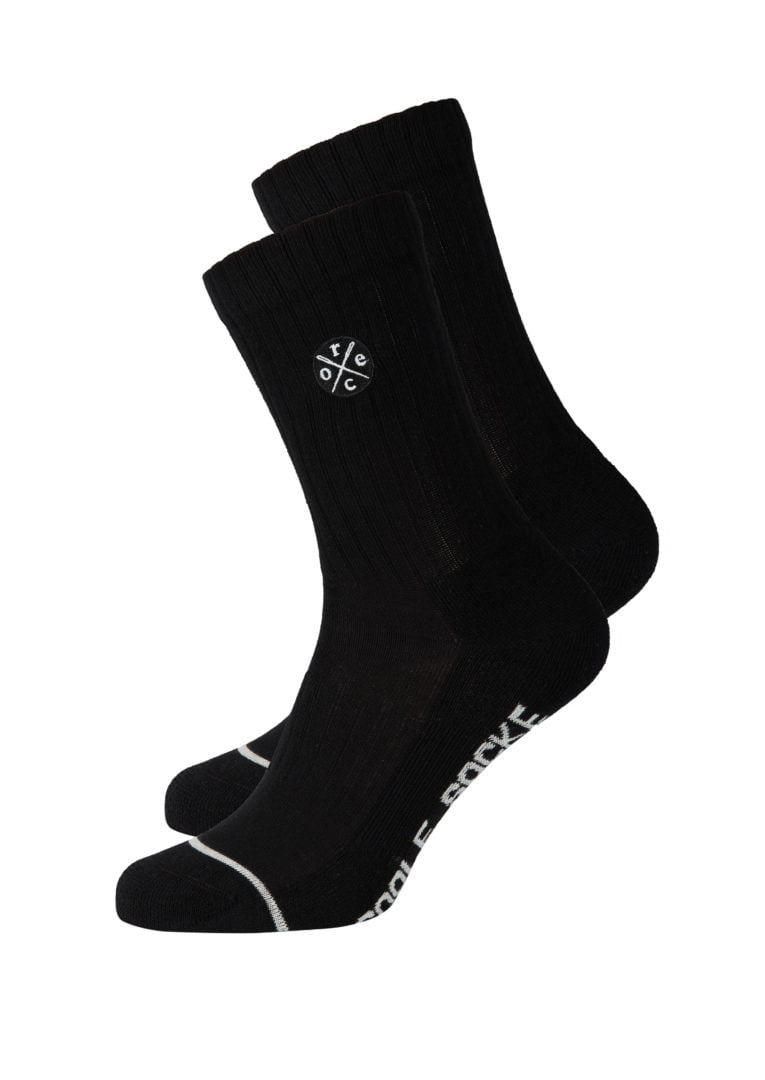 Socks #COOLESOCKE Black von Recolution
