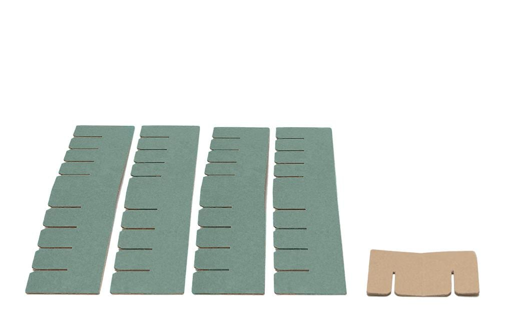 Bett 2.0 Erweiterungsset - salbei von Room in a Box
