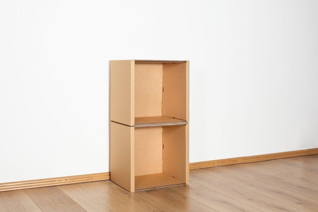 Regal 2x1 - keine / keine von Room in a Box