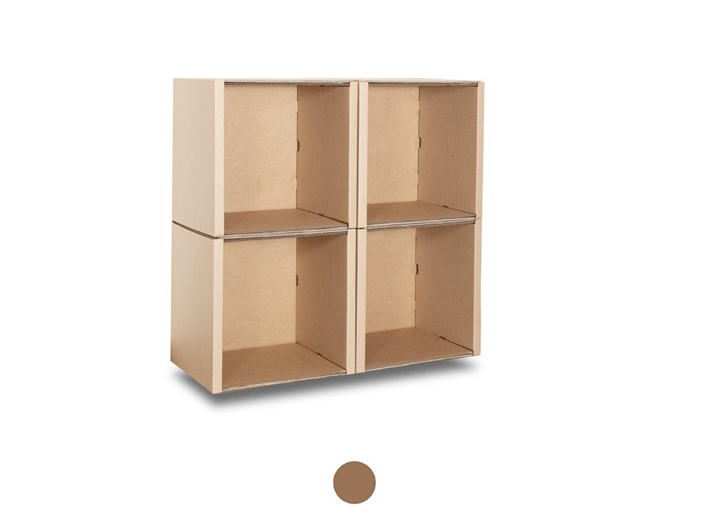 Regal 2x2 von Room in a Box
