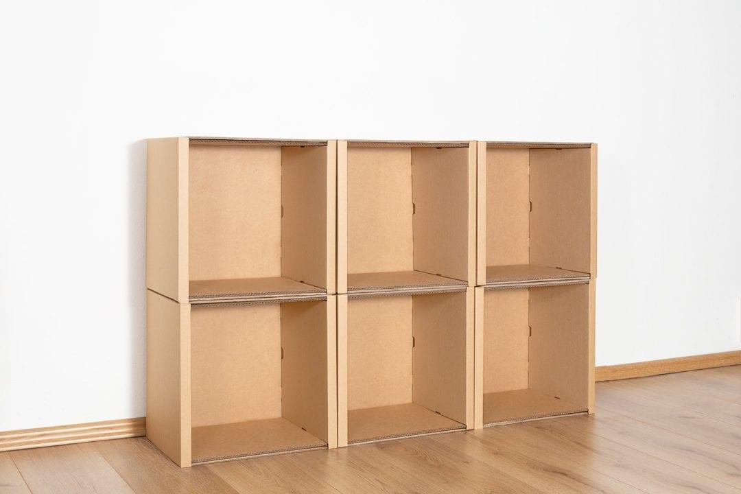 Regal 2x3 - keine / keine von Room in a Box
