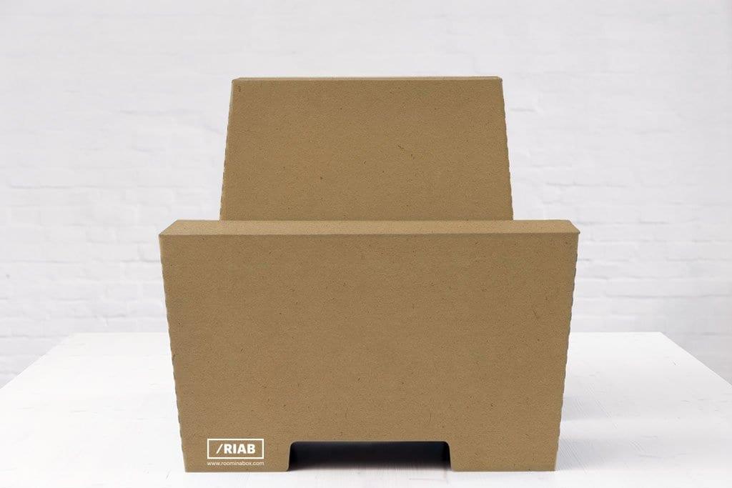 Stehschreibtisch MonKey Desk - L (Körpergröße > 175 cm) / naturbraun von Room in a Box