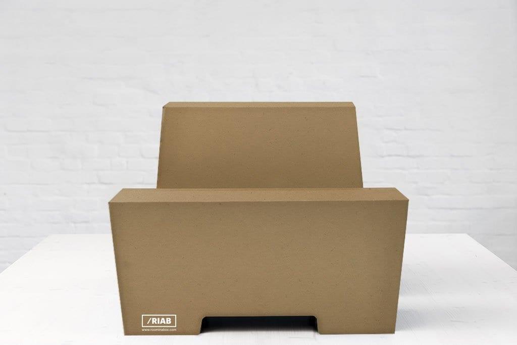 Stehschreibtisch MonKey Desk - M (Körpergröße < 175 cm) / naturbraun von Room in a Box