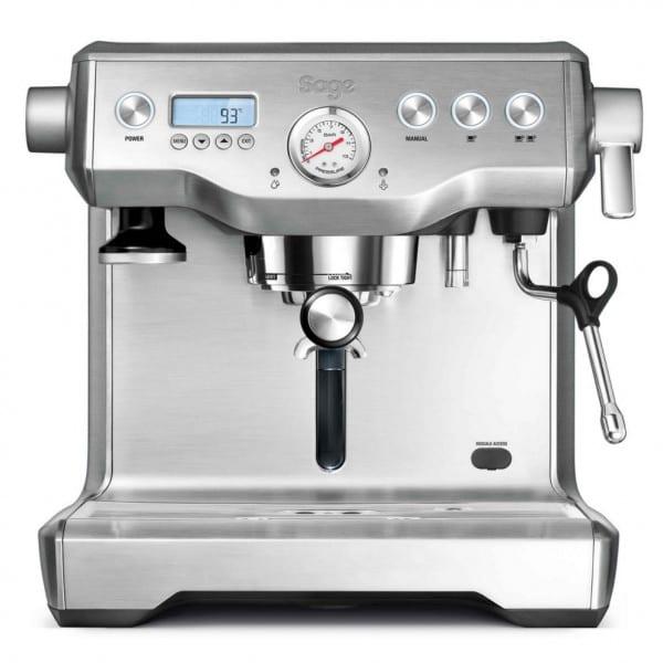Dual Boiler Espressomaschine von Sage