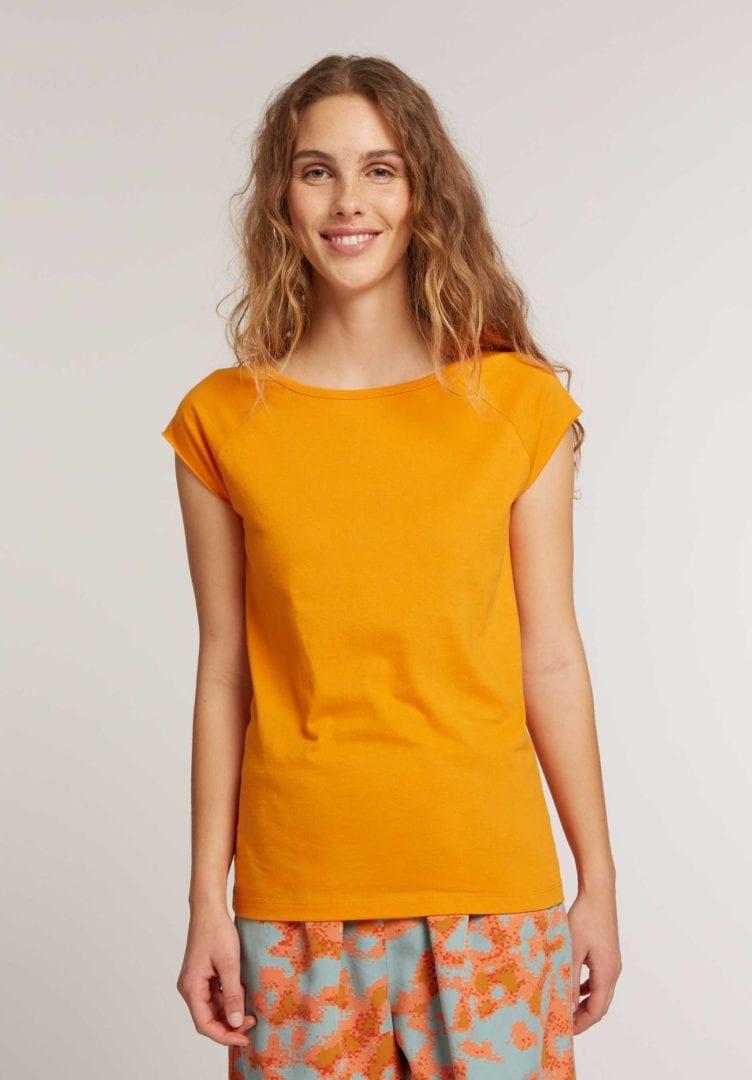 Damen Cap Sleeve T-Shirt  von ThokkThokk