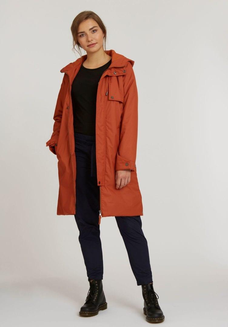 Damen Mantel Kapok  von ThokkThokk