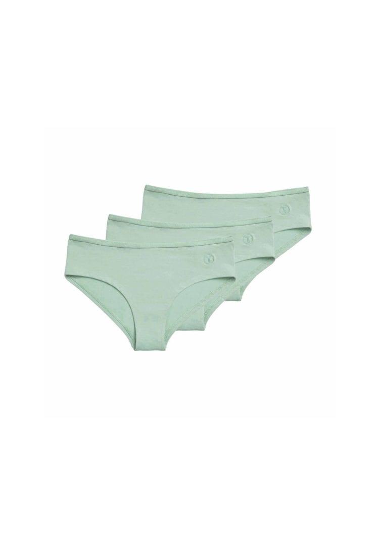 Damen Panty Grün 3er Pack  von ThokkThokk