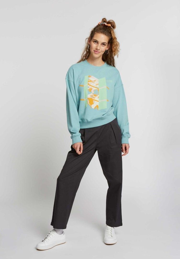Damen Sweatshirt  von ThokkThokk