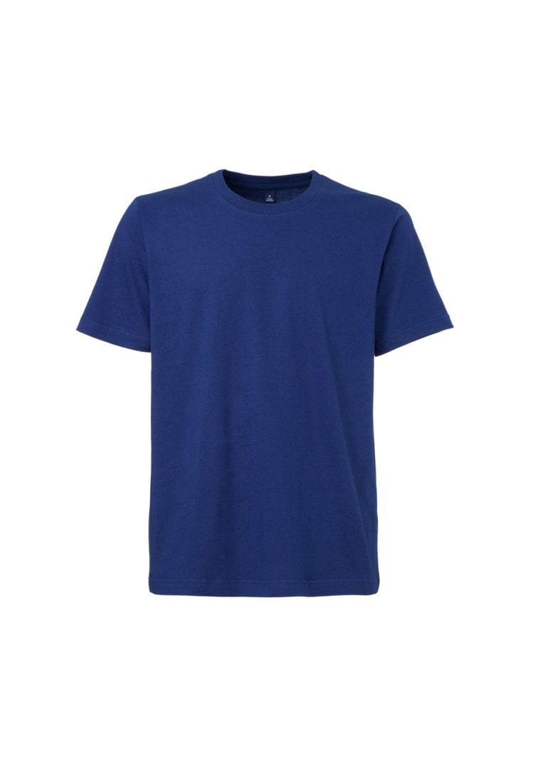 Herren T-Shirt Blau  von ThokkThokk
