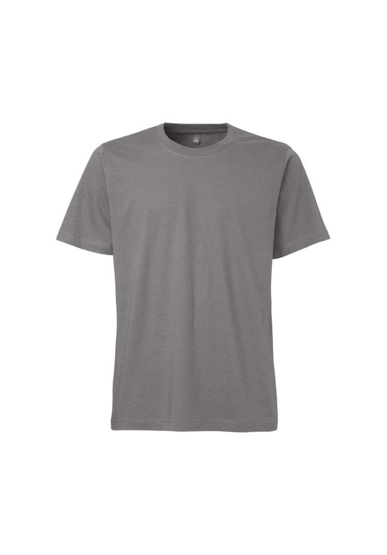 Herren T-Shirt Dunkelgrau  von ThokkThokk
