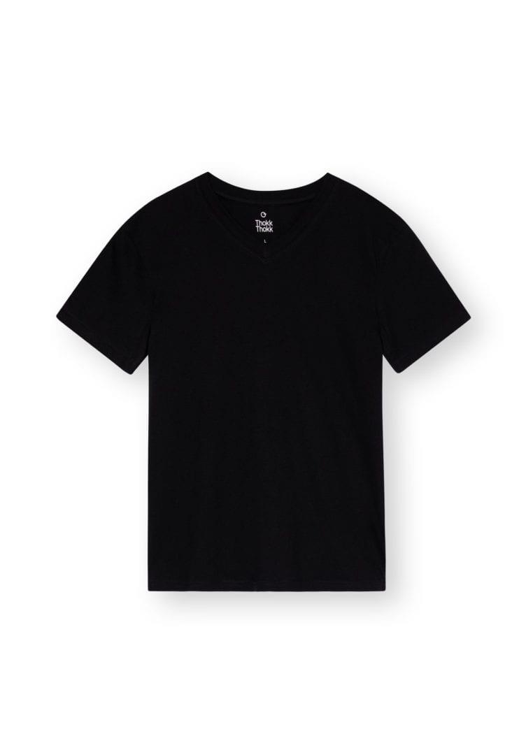 Herren V-Neck T-Shirt  von ThokkThokk