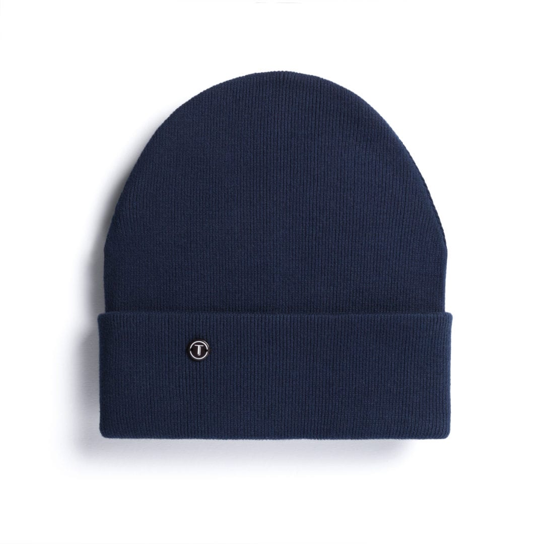 Mütze Blau  von ThokkThokk