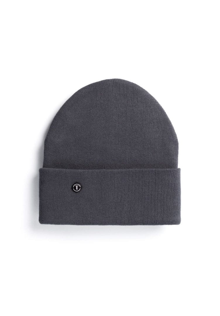 Mütze Grau  von ThokkThokk