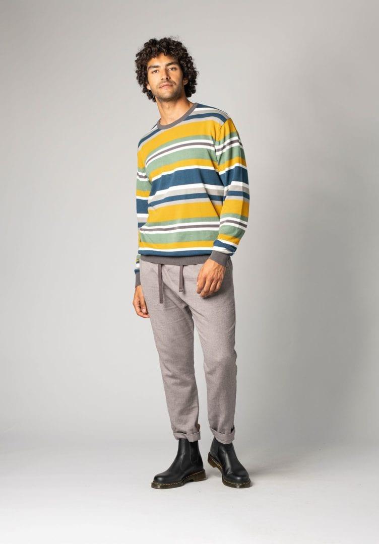 Pullover Gestreift  von ThokkThokk