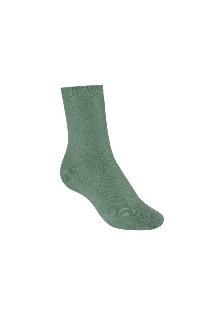 Socken Terry Mittelhoch Grün  von ThokkThokk