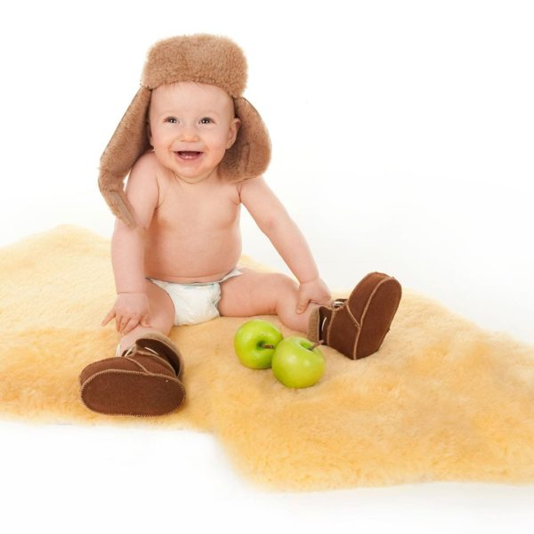 "Baby-Lammfell ""Ovina"" - 70-80 cm von allnatura"