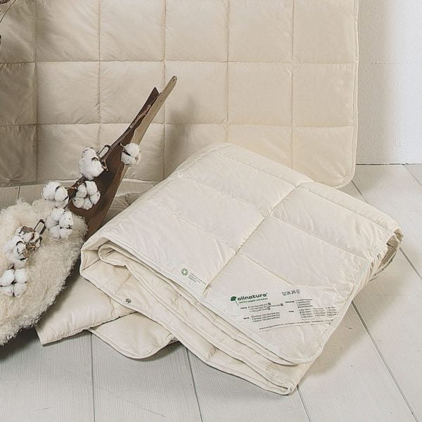 "Baumwoll-Kinder-Bettdecke ""Cotona"" - 135x200 cm von allnatura"