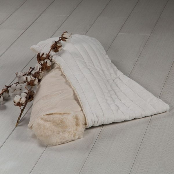 "Baumwoll-Kinderkissen ""Cotona-Medicott"" - 40x60 cm von allnatura"