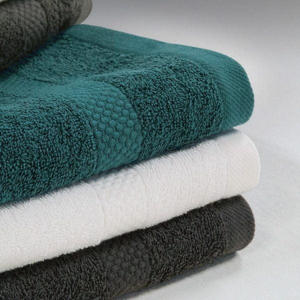 """Handtuch """"Secado"""" - 30x30 cm - grau von allnatura"""