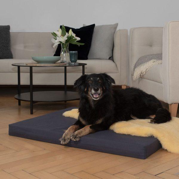 """Hundematratze """"Matela"""" - 120x100 cm - rot von allnatura"""