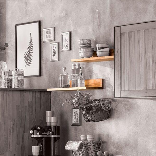 """Küchenregal """"Mediterano"""" - Eiche von allnatura"""
