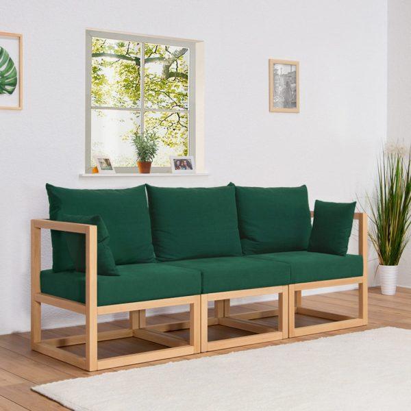 "Sofa ""Lui"" von allnatura"