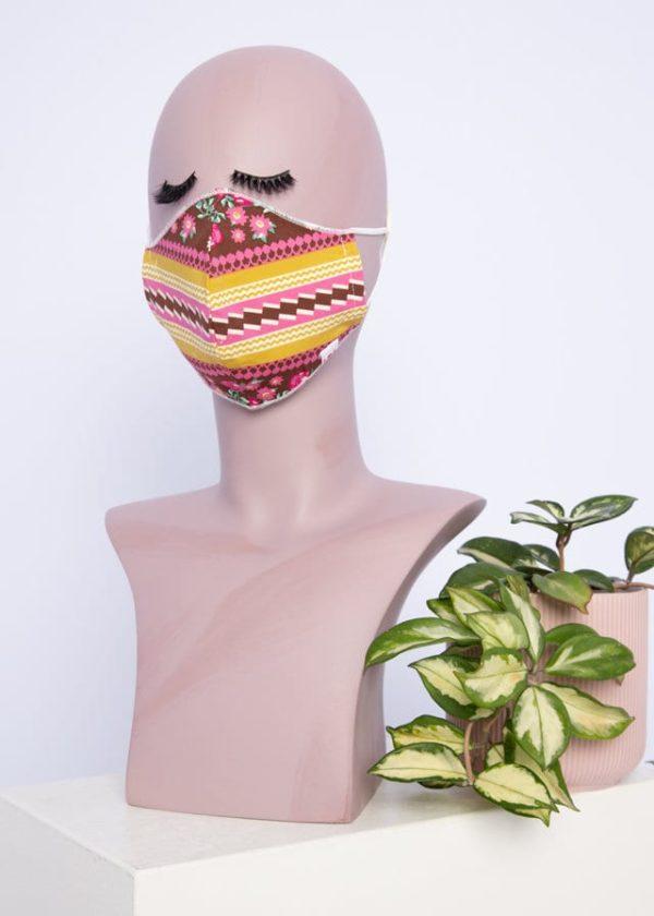Community Mask Braun von blutsgeschwister